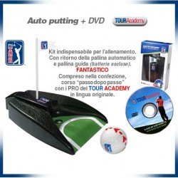 Auto putting + DVD Tour PGA Tour