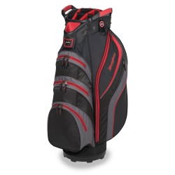 BAGBOY LITE RIDER II - Black-Red